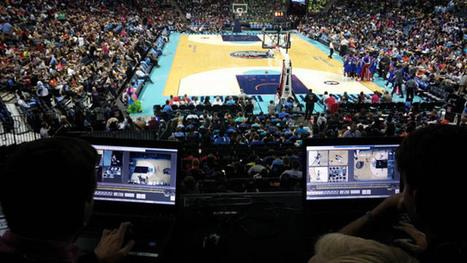 Big Data meets big-time basketball | Implications of Big Data | Scoop.it