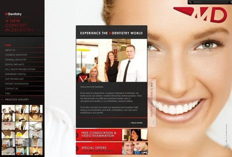 M Dentistry - Dentist Rose Bay Double Bay   Different Ways To Take Care Of Our Teeth   Scoop.it