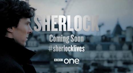 #SherlockLives: Sherlock, series three, and social media | Social media marketing, analysis, strategy | Scoop.it