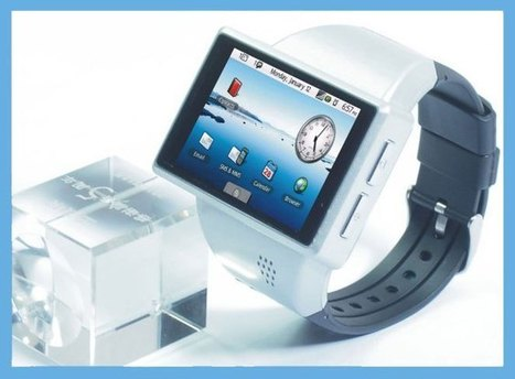 Spy Watch mobile phone in Delhi | Spy Products in India | Scoop.it