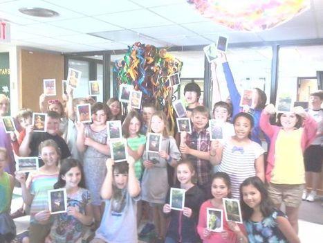 Greenfield students study glass art - Richmond Times Dispatch   Art   Scoop.it