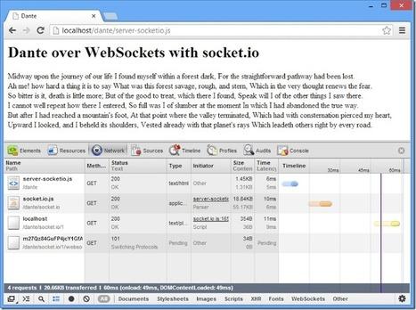 Tomek on Software: Hosting socket.io WebSocket apps in IIS using iisnode | javascript.js | Scoop.it