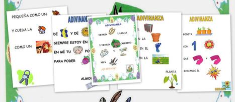 Adivinanzas con pictogramas - Escuela en la nube   Las TIC y la Educación   Scoop.it