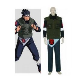 Naruto Sarutobi Asuma Cosplay Costume -- CosplayDeal.com | Naruto Cosplay | Scoop.it