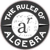 Algebrarules.com: The Most Useful Rules of Basic Algebra, Free & Searchable | Aprendiendo a Distancia | Scoop.it