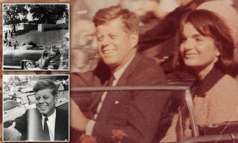 Fateful day JFK was assassinated as seen by bystanders | British Genealogy | Scoop.it