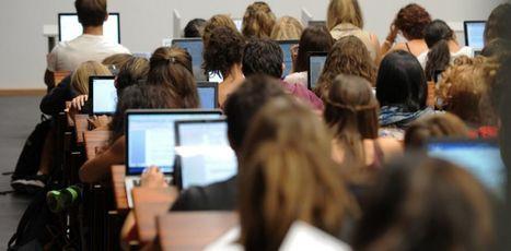 Digital natives(4): désormais tousnomades àl'école | Sociologie du numérique et Humanité technologique | Scoop.it