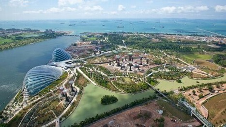 Changing Cities: Singapore, the Garden City | green streets | Scoop.it