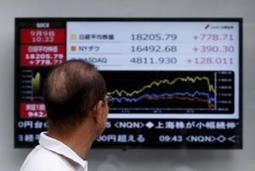 Asia stocks stumble as gloomy China, Japan data add to growth worries - Investors Europe Offshore | ApocalypseSurvival | Scoop.it
