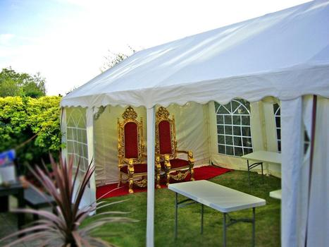 Outdoor Garden Shelters for Events and Celebrations | GardenMore | GardenMore Official Blog | Scoop.it