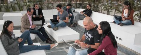 HubBOG | Formación, Emprendimiento y Espacios de Trabajo (Coworking) | COWORKING | Scoop.it
