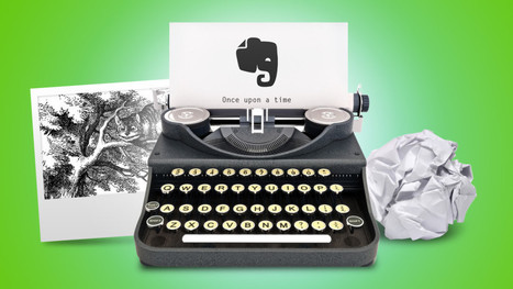 How To Use Evernote for Writing Fiction | Writing and Reading | Scoop.it
