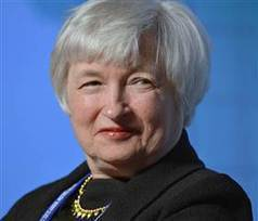 Move over Merkel, Yellen may become world's most powerful woman - NBCNews.com | innovation, the power of changing | Scoop.it