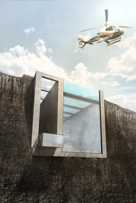 Live on the Edge with OPA's Casa Brutale | The Architecture of the City | Scoop.it