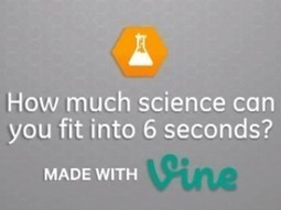 Video: 4 minutes of 6-second science - EarthSky | CLOVER ENTERPRISES ''THE ENTERTAINMENT OF CHOICE'' | Scoop.it