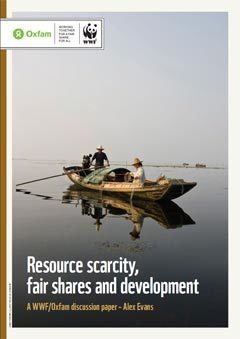 Resource scarcity, fair shares and development | WWF Articles | WWF UK | The Great Transition | Scoop.it