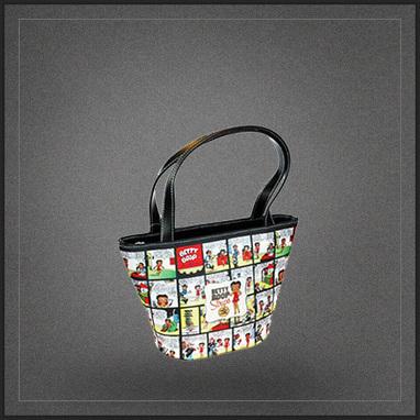 Petit sac à main Betty Boop Comics BD | Boutique Muku | Scoop.it