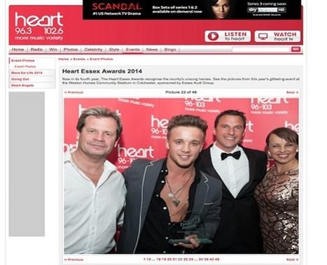 Strong SEO attended the Heart FM Awards | strong-seo | SEO Services London UK Australia- Strong SEO | Scoop.it