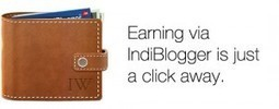 Indi Blogger offers an opportunity to earn money by blogging. - Web Gadder | Earn money Internet | Scoop.it