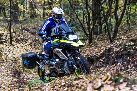 Wunderlich 2WD for BMW R 1200 GS LC | Motorcycle Industry News | Scoop.it