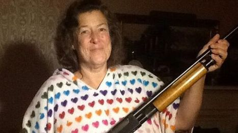 California homeowner foils home invasion attempt by firing shotgun, police say | Self Defense | Scoop.it