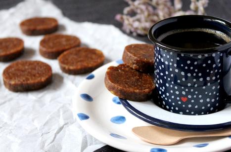Petits biscuits à la chicorée & fleur de sel | Gastronomie Nord-Pas de Calais | Scoop.it