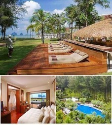 The Breathtaking Beach and Ocean Views on the Andaman Sea in Trang Province of Thailand. | Hotel in Asia | Scoop.it