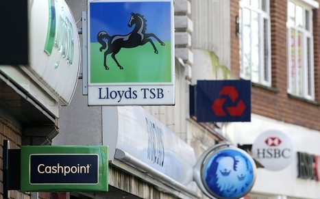 SMEs are too reliant on short-term debt from just five banks - Telegraph | Alternative Finance | Scoop.it