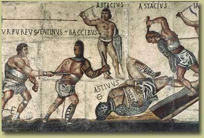 Gladiators Importance | Ave Caesar, morituri te salutant! | Scoop.it