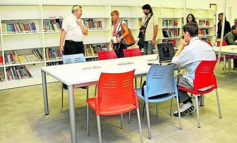 Las bibliotecas públicas superan la barrera histórica de los 16.000 ... - Información | Lectura, TIC y Bibliotecas | Scoop.it