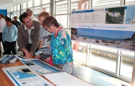 Fécamp 83 éoliennes en mer au large de Fécamp. Ces questions abordées en réunion publique | Eolien-Energies-marines | Scoop.it