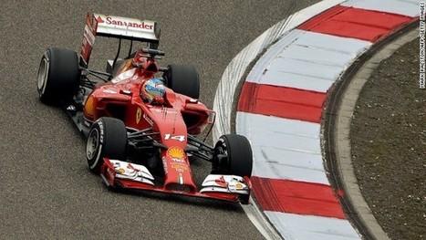Ferrari back on form in Shanghai practice - CNN | periodismo deportivo | Scoop.it