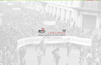 BDIC - Exposition virtuelle - Les Années 68, un monde en mouvement | Expositions à portée de clic | Scoop.it