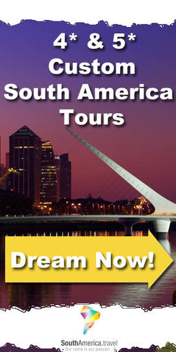 Best South America Tours 2013 | South America Travel News Blog | World Travel Hub | Scoop.it
