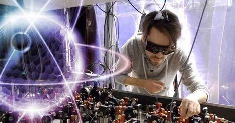 """Quantum Computing: Scientists """"Flip"""" Electrons With Microwaves   Post-Sapiens, les êtres technologiques   Scoop.it"""