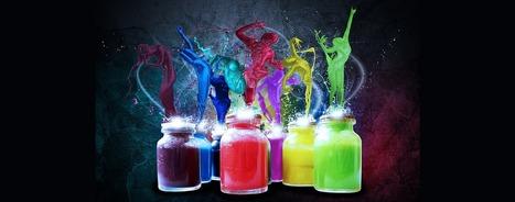 Dis-moi ta couleur et je te dirai qui tu es! | Marketing et Reseaux Sociaux | Scoop.it