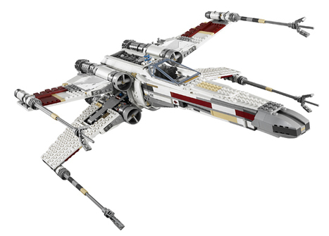 This LEGO X-Wing Starfighter's the King of All LEGO Stars Wars Merchandise | All Geeks | Scoop.it