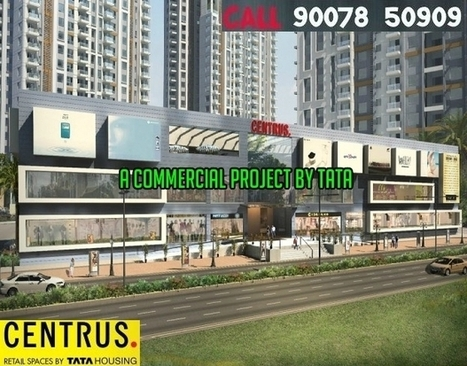 Tata Centrus amenities | Real Estate | Scoop.it