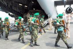 Mort d'un soldat Camerounais en Centrafrique - Afriquinfos | UNHCR TOGO - News Desk | Scoop.it