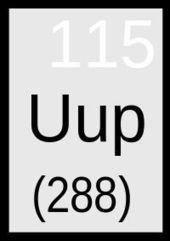 Meet 115, the Newest Element on the Periodic Table | Outbreaks of Futurity | Scoop.it