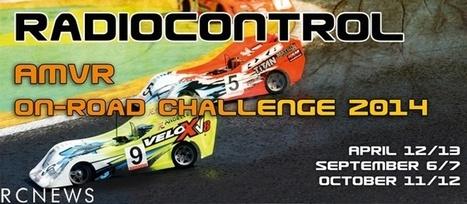 RadioControl AMVR On-Road Challenge » RCNews.net – RC Car ... | Modelmania | Scoop.it