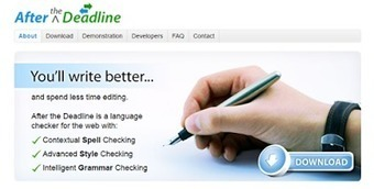 5 Best Instant Grammar Checker Free Online [Professional Checker 2016] | English Language Teaching and Learning | Scoop.it