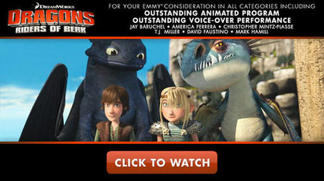 DreamWorks to Produce 300 Hours of Programming for Netflix ... | Digital TV: convergence, IPTV etc... | Scoop.it