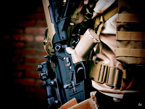 Photo Airsoft by QJ   Photo by Airsoft Rider   Scoop.it