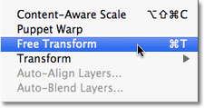 How to Use Transform Tool in Photoshop? | IT Tutorials | Scoop.it