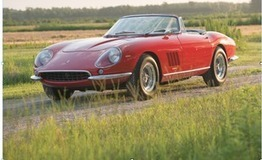 Rare Ferrari owned by former Lexington mayor to be auctioned - Greensboro - The Business Journal   Ferrari Journal   Scoop.it