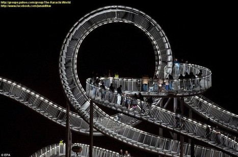 Germany's Walkable Roller Coaster - When On Earth - Places to See, Things to Do, Gear to Get | Local Economy in Action | Scoop.it