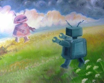 Totally Robot!!   Vintage, Robots, Photos, Pub, Années 50   Scoop.it