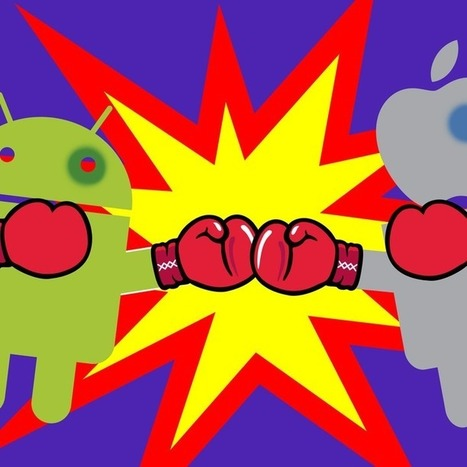 iOS vs. Android: What App Platform Should I Choose? | New Tchnology | Scoop.it