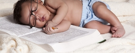 Reading is good for the brain, even for babies | Children's Minds | Scoop.it